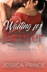 Waiting for Forever by Jessica Prince Release Blitz & Review