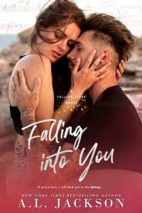 Falling Into You by AL Jackson Release & Review
