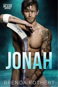 Jonah by Brenda Rothert Blog Tour & Review