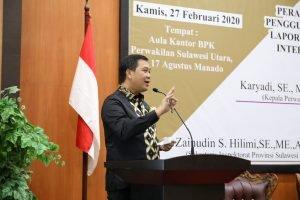 Dorong Akuntabilitas Laporan Keuangan, Wagub Kandouw Apresiasi Peran Akuntan