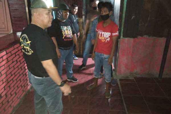 """Sweeping"" Penyebaran Covid-19, Satpol PP Manado Dapati Tempat Hiburan Malam Masih Beroperasi"