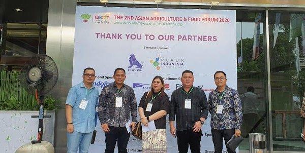 PD Pasar Promosikan Minyak VCO Dipameran ASAFF 2020