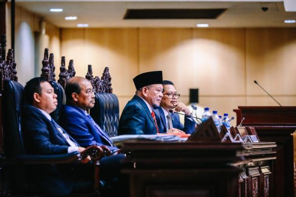 Ketua DPD Minta Masyarakat Tingkatkan Kerukunan Antarumat Beragama