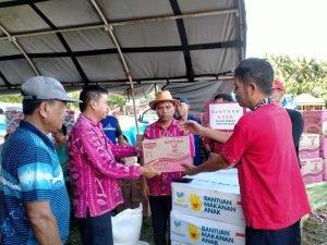 Peduli Korban Banjir, ODSK Salurkan Bantuan di Bolmong dan Manado
