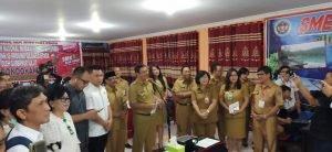 UNBK Lancar, Pemprov Terapkan Prosedur Cegah Corona