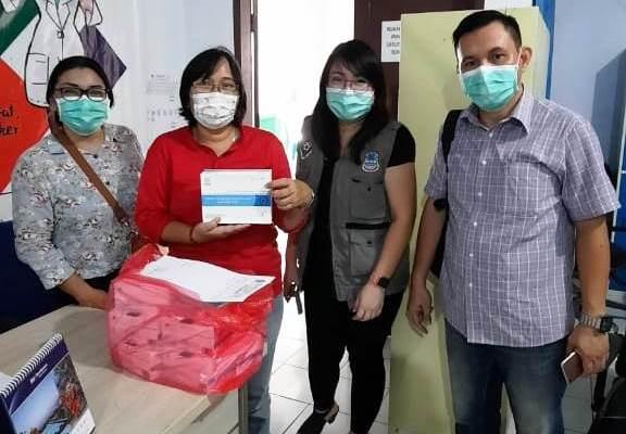 Pemprov Sulut Bantu APD Kabupaten/Kota, Seluruh RS Rujukan dan RS Penunjang Rujukan
