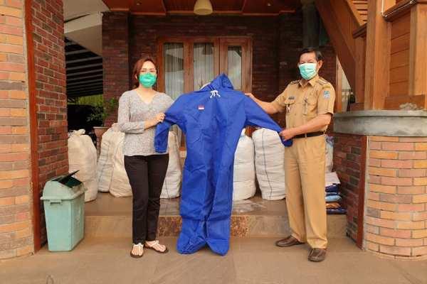 APD Hasil Donasi Pejabat Pemkot Manado, Disalurkan ke Seluruh Puskesmas