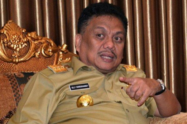 Gubernur Sulut Keluarkan Pergub no 8 Tahun 2020 Tentang Pencegahan Covid 19