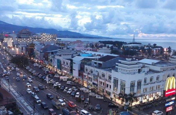 Waspada ! Kota Manado Jadi Transmisi Lokal Baru Virus Corona