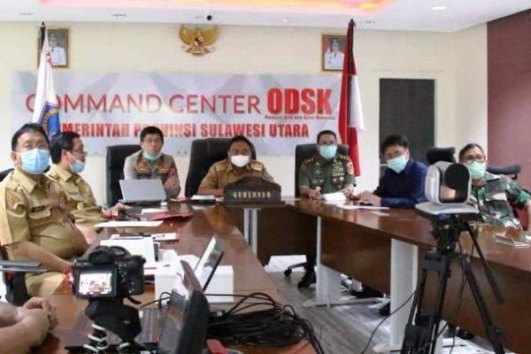 Strategi dan Kebijakan Yang Dilakukan ODSK Dalam Penanganan Pandemi Covid-19 di Sulut