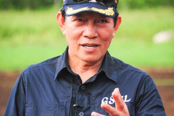 Apabila Ada Penolakan, Demi Kemanusian. Walikota GSVL Ijinkan Lahan Pekuburan Covid -19 Milik Pemkot Manado Digunakan Warga Luar Manado