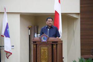 Gubernur Olly Apresiasi Harmonisasi Kinerja Pemprov dan DPRD di Tengah Pandemi Covid-19