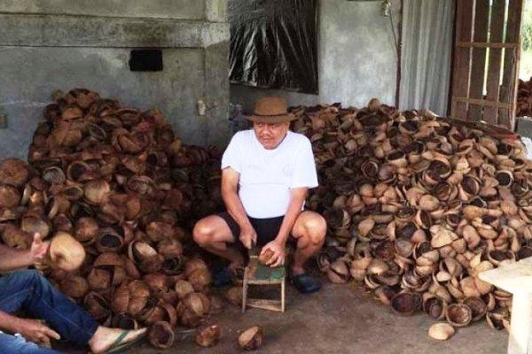 ODSK Dorong Pengembangan Produk Olahan Kelapa untuk Sejahterakan Petani Ditengah Pandemi Covid 19