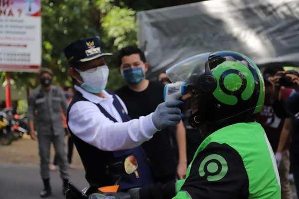 10 Juni Masuk Manado Wajib Tunjukkan Surat Keterangan Perjalanan