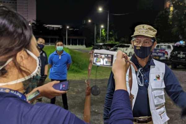 Manado Dinyatakan Zona Merah Oleh Gugus Tugas Covid-19 Pusat, Pemkot Tunda Pembukaan Mall