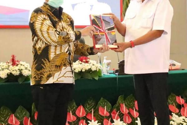 Gubernur Olly Laporkan Kesiapan Pilkada Sulut, Mendagri Optimis Pilkada 2020 Lancar