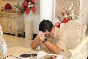 Sulut Berdoa, Wagub Kandouw : Doa Orang Benar Besar Kuasanya