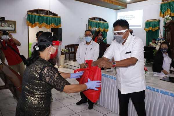 Gubernur Olly Apresiasi TMMD ke-108 di Minahasa