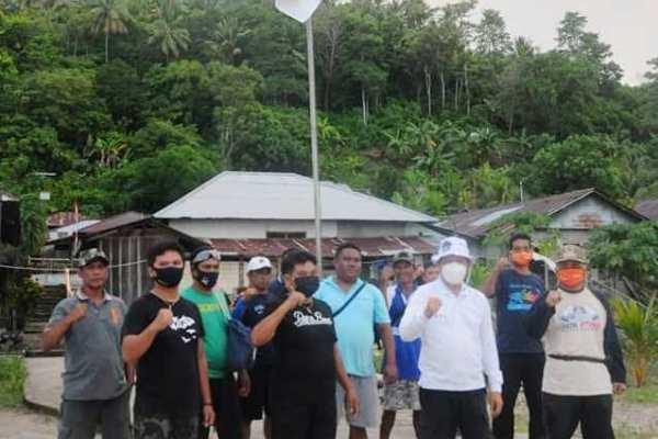 Perayaan HUT Proklamasi di Puncak Manado Tua, Peserta dari Manado Wajib Rapid Test