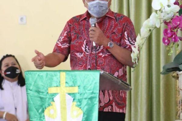 Gubernur Olly Komit Hadirkan Pemerintah di Tengah Masyarakat