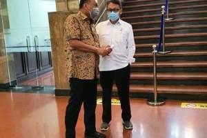 Konsultasi  ke Menteri ESDM, Pusat Bisa Delegasikan pada Gubernur Terkait Pemberian IPR dan SIPB