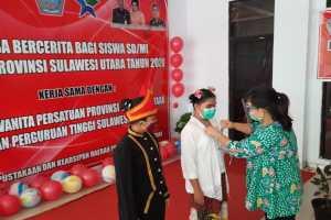 Ketua DWP Sulut Dukung Peningkatan Minat Baca Anak