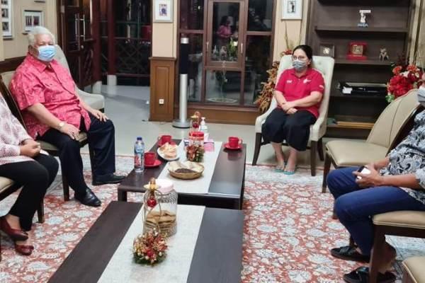 JIMBARO Ketua Tim Relawan Pemenangan ODSK