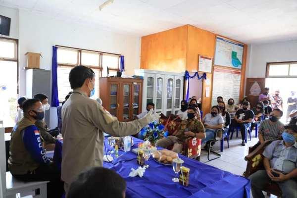 Kunker ke Wilayah Walikota Sosialisasikan Protokol Kesehatan