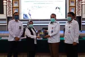 Terkait Evaluasi Pelayanan Publik Deputy Pelayanan Publik KemenPAN-RB Sambangi Manado