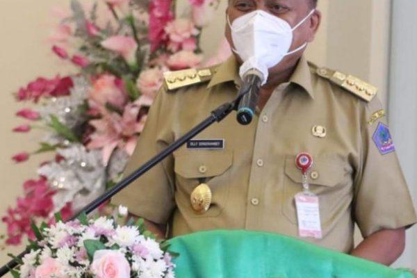 Hadiri HUT ke-69 SAG Sulutteng, Gubernur Olly Sebut Pentingnya Kerjasama Pemerintah, Gereja dan Masyarakat