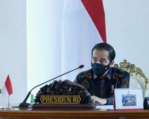 Jokowi Pesan Kepada para Gubernur Untuk Tetap Fokus Kendalikan Covid-19