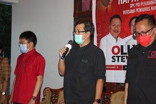 Steven Kandouw Tegaskan Seluruh Kader Partai Harus Solid Bergerak Menangkan Pilkada Serentak