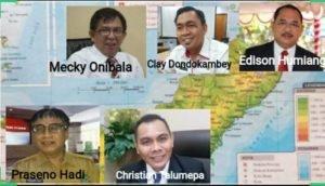 Bocoran Sementara 5 Pjs Bupati Walikota Dalam Pelaksanaan Pilkada di Sulut