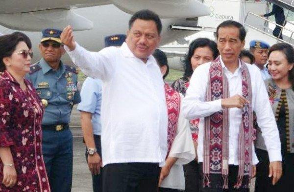 Besok, Jokowi Resmikan Jalan Tol Manado-Minut-Bitung