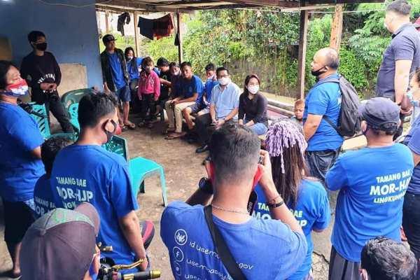 Giat Bersama MOR – TamangBae Lingkungan Dalam Upaya Pelestarian Alam Manado