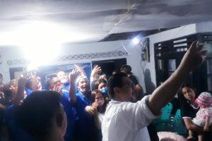 Pendukung: Kami Yakin MOR-HJP Walikota – Wakil Walikota Manado