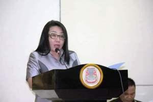 Dewan Manado Hambat APBD-P?, Lilly Walandha: Yang Bilang Begitu Berarti Tidak Paham
