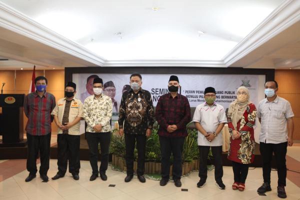 Pemuda Muhammadiyah Berjasa Merawat Kerukunan di Sulut, Olly Dondokambey: Pilkada Tolok Ukur Keadaban Demokrasi