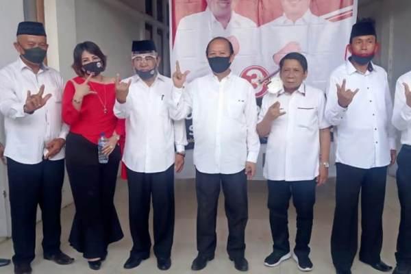 Alasan Datunsolang, Mokodongan dan Watulangkow Dukung Olly-Steven