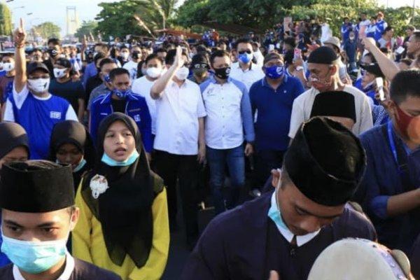 Tim Rajawali Sudah Lama Deklarasi Dukung MOR-HJP, Jumlahnya Ribuan, Towoliu: Kalu Ada Satu Dua Ngaku-Ngaku, Itu HOAX!