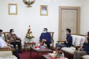 Pjs Gubernur Fatoni Apresiasi Eksistensi Karang Taruna Sulut dalam Pembangunan