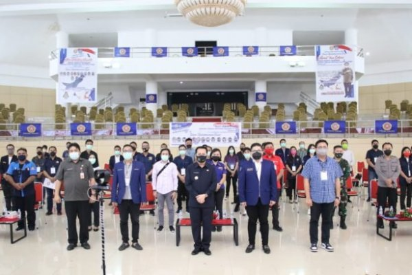 Pjs Gubernur Fatoni Ajak Karang Taruna Sukseskan Pilkada Serentak 2020 Aman Covid-19