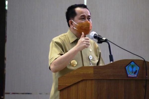Pesan Pjs Gubernur Fatoni : Fokuslah Pada Kinerja