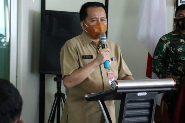 Pjs Gubernur Fatoni : Pilkada Momentum Putus Mata Rantai Covid-19