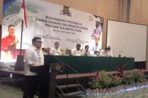 Rio Dondokambey Terpilih Ketua Kadin Sulut