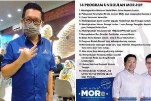 MOR-HJP Siapkan Program Pelayanan Kesehatan Gratis Bagi Warga Kurang Mampu
