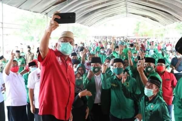 Ketua DPW PPP Sulut Instruksikan Seluruh Kader Full Power Menangkan ODSK