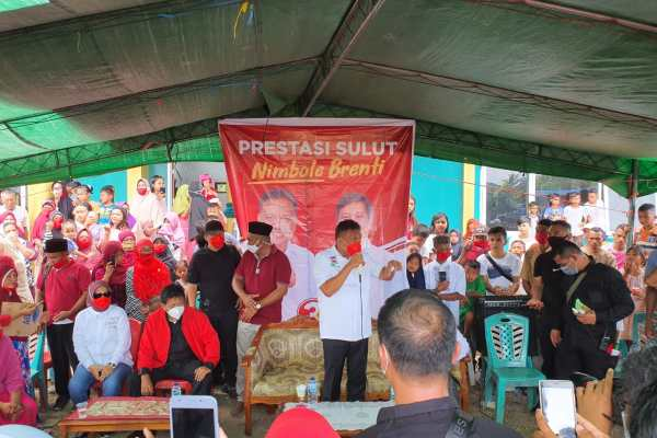 Bantu Masjid di Sangtongbolang, OD Siap Wujudkan Pusat Industri di Bolmong