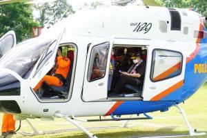 Kunker di Bolsel dan Bolmut, Pjs Gubernur Fatoni Bahas Pilkada Serentak, Penanganan Covid-19 dan Antisipasi Bencana