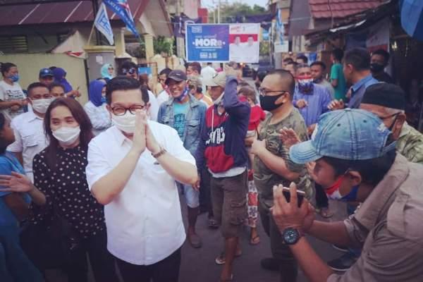 Tak Ingin Dana Lansia Dipolemikan, MOR: Jangan Sampai Mereka Jadi Korban Akibat Beda Pilihan Politik